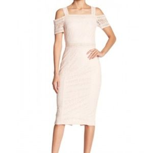 RACHEL Rachel Roy Women's Cold Shoulder Dress